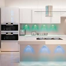 kitchen cabinet accent lighting. Beautiful Kitchen Hoover MultiColor LED Accent Lights With Remote Control 5 Pack   Walmartcom For Kitchen Cabinet Lighting L