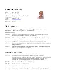 Awesome Free Cv Template Download Wordpad Ideas Resume Ideas