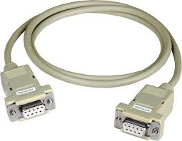 220 null modem cable db9 female to db9 female 6 ft nm 220 null modem cable db9 female to db9 female 6 ft