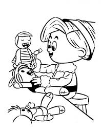 Small Picture Online Christmas Elf Printable Coloring Pages Dental Elves and