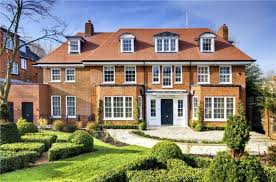 10 bedroom detached house for sale in Bracknell Gardens London