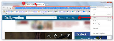 how to dailymotion video with