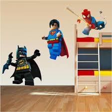 superhero wall decals ideas