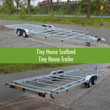 tiny house trailers. tiny house trailer for uk self build trailers t