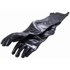 norton sandblasting equipment sandblast cabinet glove