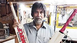 Bat maker of cricket's stars battles on tricky wicket - Telegraph India