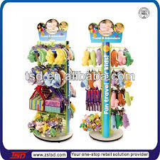 Free Standing Shop Display Units TSDW100 free standing rotating pegboard display stand for 78