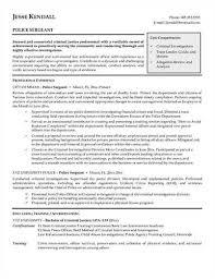 Sample Police Sergeant A Href Http Resume Tcdhalls Com Resume