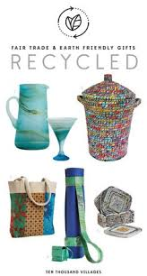 celebrate earth day with all things natural recycled fair trade gifts from ten