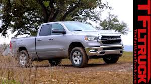 How did the New 2019 Ram 1500 Improve Over the Older Model? Top 10 ...