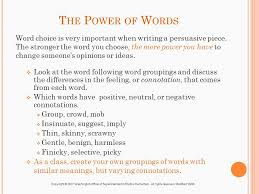 have at least one other person edit your essay about power of  essay from ancient to the power of words in