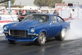 1971 Chevrolet Vega GT 1/4 mile Drag Racing timeslip specs 0-60 ...