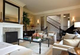 Crown Molding Living Room