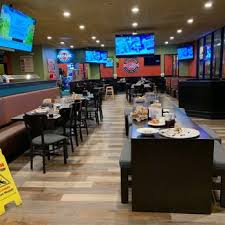 photo of round table pizza roseville ca united states dirty lobby