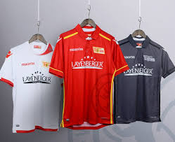 Fc union berlin jerseys by macron. Fc Union Berlin Are In The Classic Football Shirts Facebook
