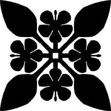 Best 25+ Hawaiian quilt patterns ideas on Pinterest | Hawaiian ... & Hawaiian Quilt Tile 3 Adamdwight.com