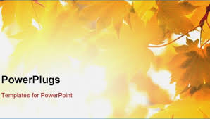 Free Fall Powerpoint Autumn Powerpoint Templates Free Download Sparkspaceny Com