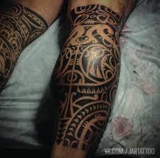 тату полинезия 91 фото татуировок на разных частях тела