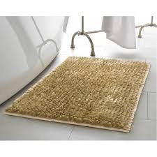 Bathroom Rugs Set Laura Ashley Home 2 Piece Butter Chenille Bath Rug Set Reviews