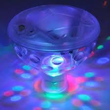 Baby Bath Disco Lights Amazon Com Swimming Pool Lights Floating Led Pond Lights