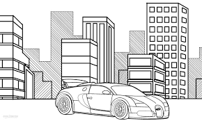 Small Picture Printable Bugatti Coloring Pages For Kids Cool2bKids Car