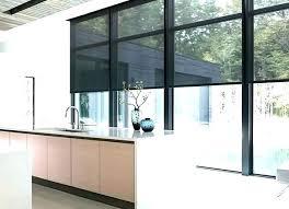 lighting fixtures for kitchen window sun blocker block solar shades blocking tint home depot