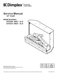 dimplex electric fireplaces by smoke fire issuu service manual
