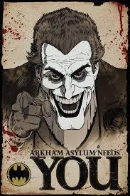 Batman Comic Joker Needs You Plakát Obraz Na Zeď Posterscz