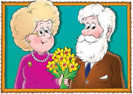 Znalezione obrazy dla zapytania Dzień babci i dziadka clipart