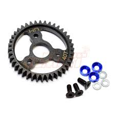 Hot Racing Steel 40t Mod 1 Spur Gear Set For Traxxas Revo 3 3 Slayer Pro 4x4 Srvo440
