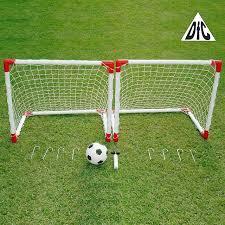 <b>Футбольные ворота DFC</b> 2 Mini Soccer Set купить по низкой цене