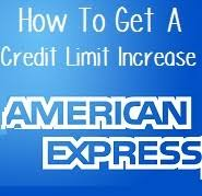 Asking For Credit Line Increase Increase The Limit On Your American Express Card By Up To 3 Times