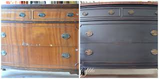 painted furniture colors. Painted Furniture Before And After Milk Dresser  Colors Painted Furniture Colors