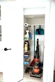 broom closet organizer broom cupboard storage broom closet ideas pertaining to broom closet organizer ideas broom