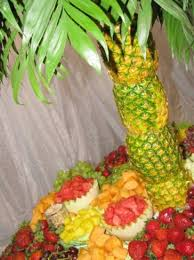 Chocolicious FactoryFresh Fruit Tree Display