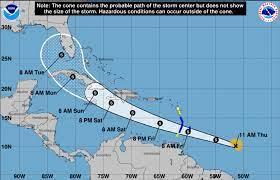 Tropical Storm Elsa - WDW ...