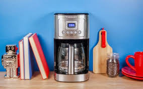 This content is created and maintained by a third party, and imported onto this page to help users provide their email addresses. Cuisinart 12 Cup Programmable Thermal Coffeemaker Review Top Ten Reviews