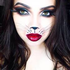 stunning y cat make up idea make up makeup costumes