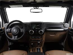 interior view of 2018 jeep wrangler unlimited in cullman