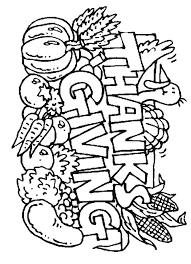 excellent design ideas thanksgiving day coloring pages for printable to