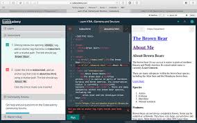 Learn HTML: Elements and Structure 14/17 - HTML - Codecademy Forums