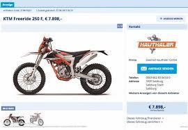 ktm freeride 250 f 2018 www motorradreporter com