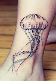 татуировка медуза значение эскизы фото и видео Infotattoo