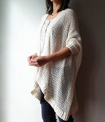Crochet Oversized Sweater Pattern Impressive Crochet Oversized Sweater Crochet And Knit
