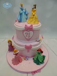 disney princess birthday cakes 2