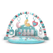 Baby Play Mat Light Up Amazon Com Ccgtoy Musical Activity Play Mat Kick And Play