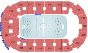 Covelli Center Seating Chart Covelli Centre Map