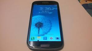 samsung galaxy s3 blue. unlocked (at\u0026amp;t) samsung galaxy s3 pebble blue with tons of extras -