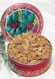 roasted and salted gift tin 2 lbs