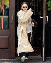 bold moves mary kate olsen made a bold move with her casual chic ensemble